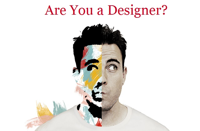 Are you graphic designer
