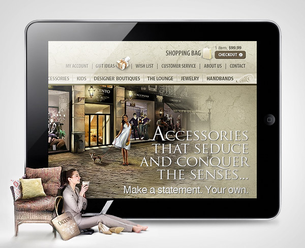 Need A Website For Your Fashion Business Make Sure You Choose The Right Web Designers