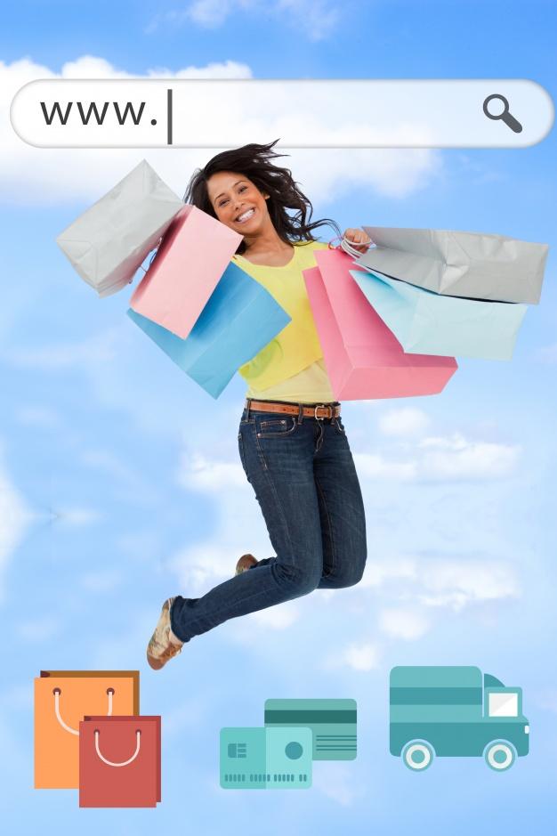 Digital commerce shopping
