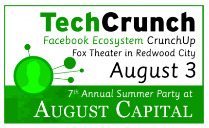 Facebook Ecosystem CrunchUp by TechCrunch