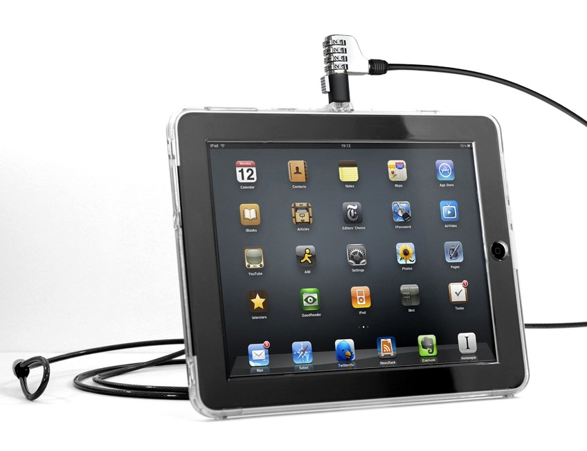 Theft Protection 5 Ways To Keep Your Tablet Safe From