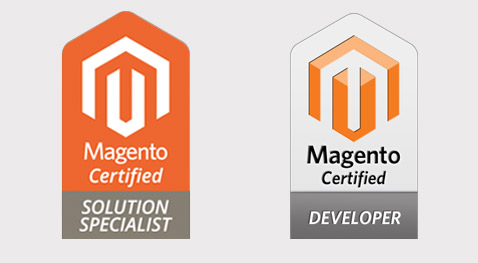 Magento-certified developers and solution specialists for eCommerce projects