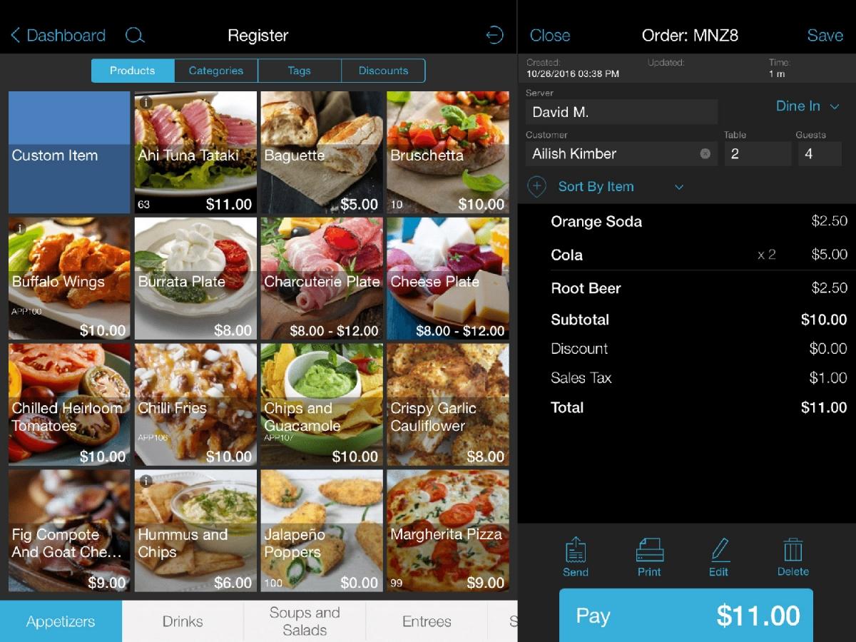 Developing Omnichannel Food Ordering System for Restaurants