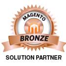 Magento Bronze Solution Partner