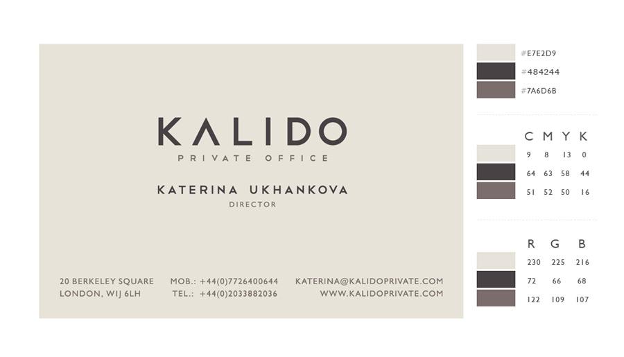 Kalido