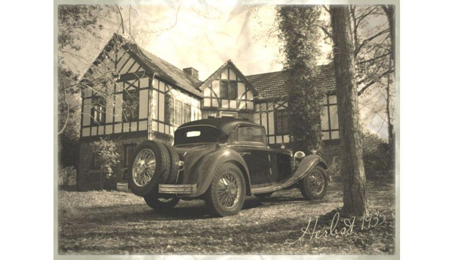 Mercedes-Benz 380K Cabriolet A (1934)