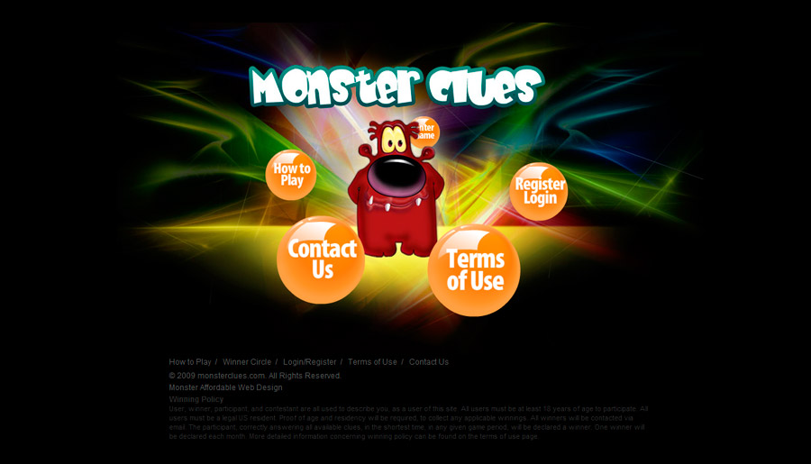 Monster Clues
