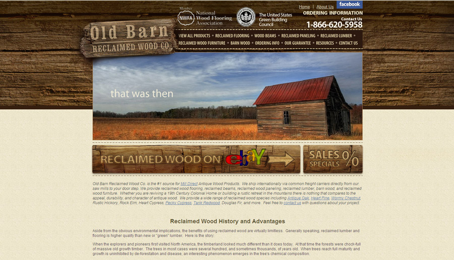 Old Barn Wood