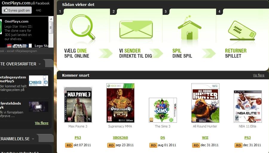 OnePlays.com