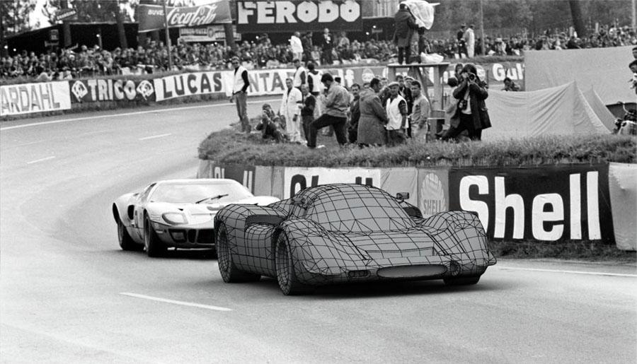 Porsche 908 (1968)