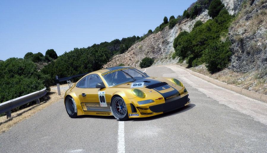 Porsche 911 GTR3 RS-R (Type 997)