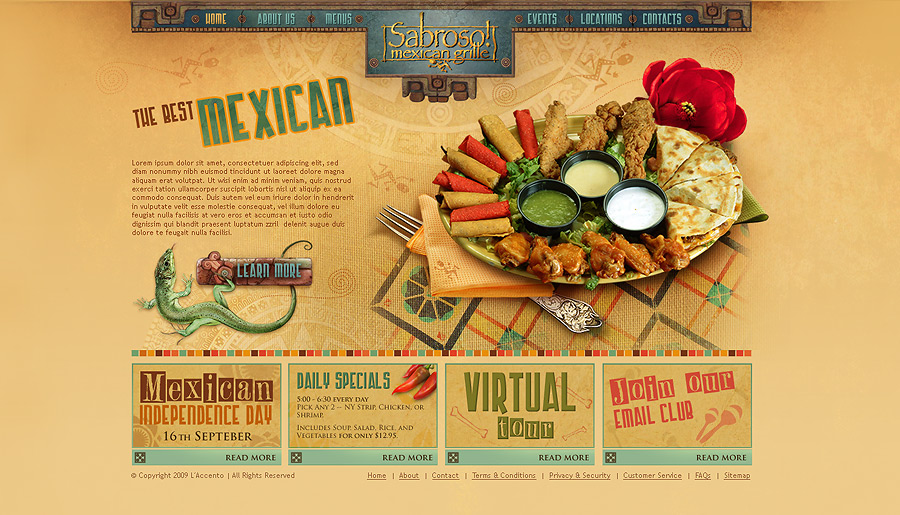 Sabroso Mexican Grille