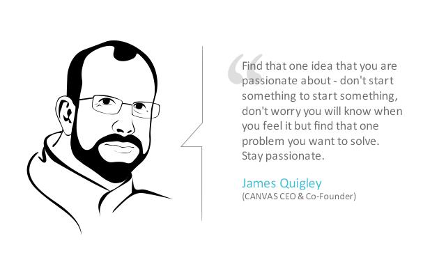 startup idea tip quote