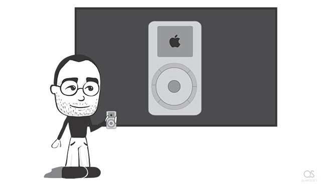 Steve Jobs iPod presentation