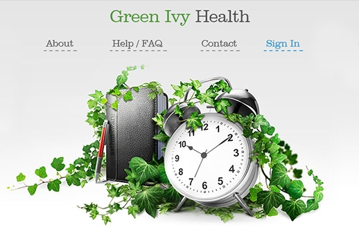 Green Ivy Health: Healthcare Website and Mobile App