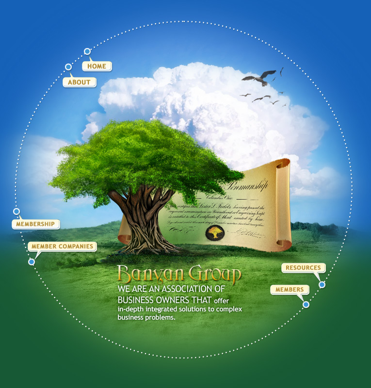 website design for business owners assiciation